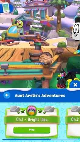 aunt arctic m